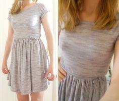 DIY : la robe de patineuse - beautiful summer dress !