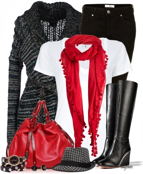 Get Inspired by Fashion: Winter Outfits | Awesome