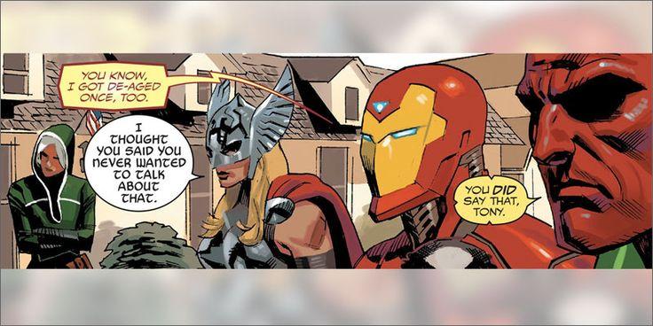 1 15 yo black girl replace tony stark iron man comic Everyones Talking About The Teenage Girl Replacing Tony Stark As Iron Man