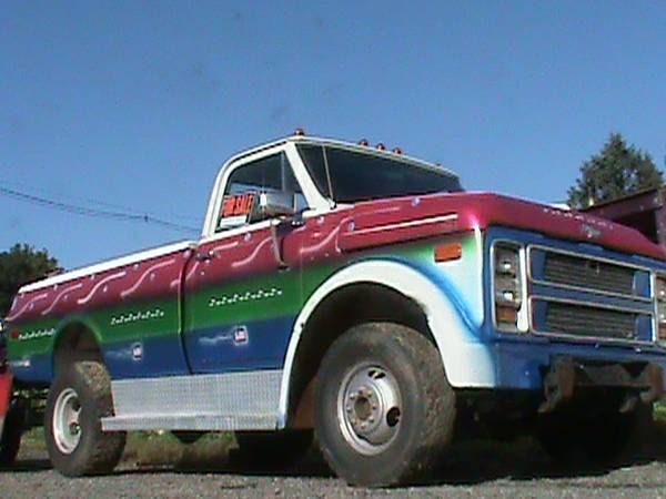 1972 Chevy C10 Pick Up  YouTube