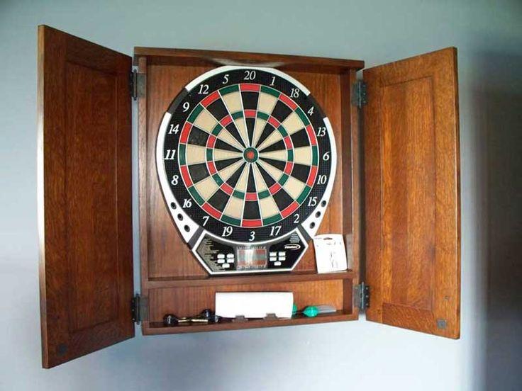 11 best Dartboard Cabinet Ideas images on Pinterest | Cabinet ...