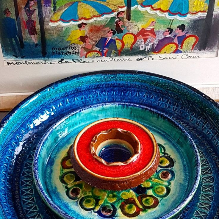 Bitossi Rimini Blue XL bowl