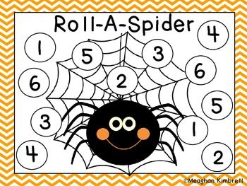 This is a fun Halloween math game that you can utilize during your center time for the month of October!I hope you will enjoy!Thanks so much,Meaghan Kimbrellhttp://mrskimbrellsclass.blogspot.com