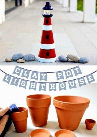 Lighthouse from Clay Pots