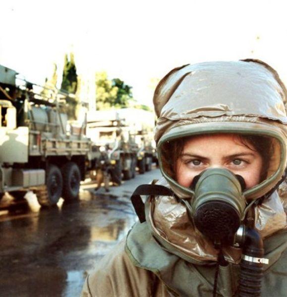 Девушки армии Израиля (70 фото) | Армия, Израиль, Оружие