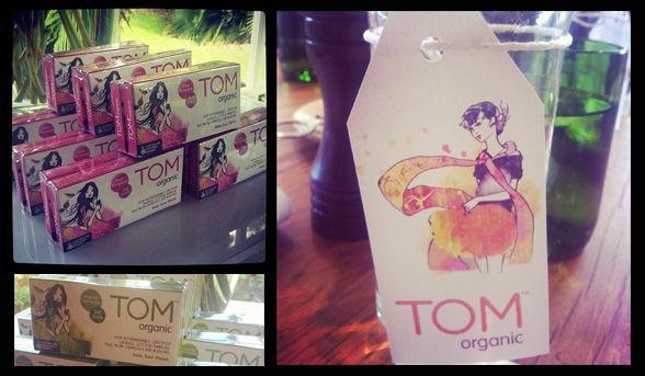 TOM Organic on beautyheaven.com.au