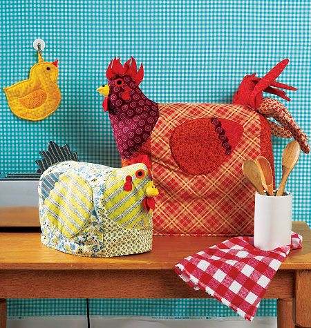Kwik Sew Potholder and Appliance Covers 0152                                                                                                                                                                                 More