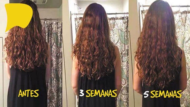 Quieres que tu pelo sea largo, pues aplícate esta mascarilla de plátano y mira los resultados