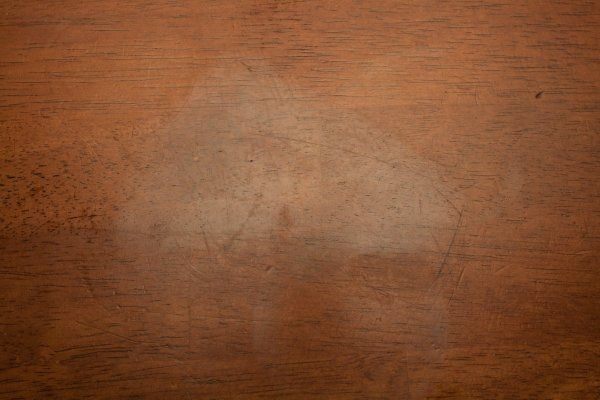 Removing White Heat Stains From A Wood Table Water Stain On Wood