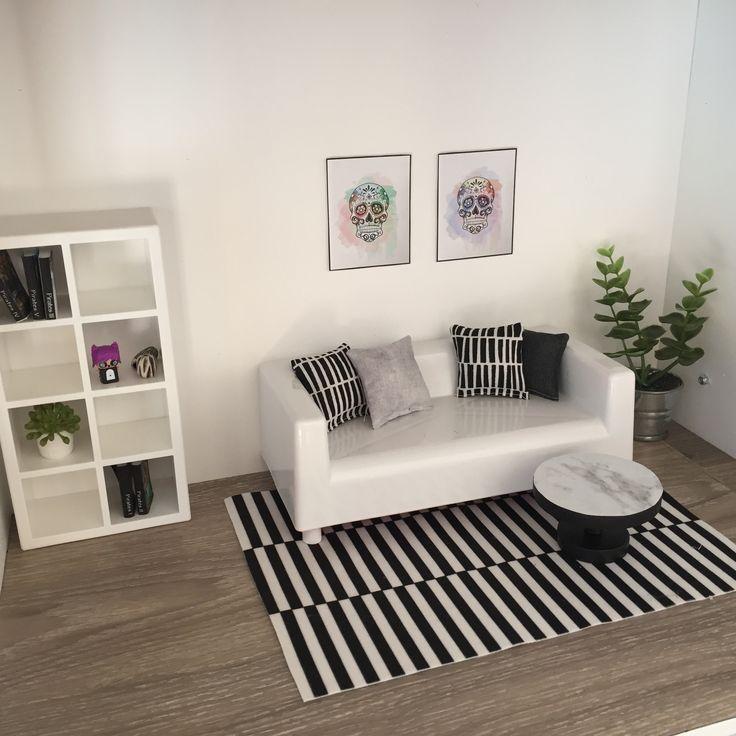 Small Living Room Furniture Design