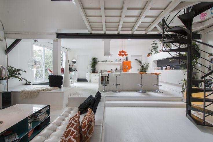 Best 25 apartamento tipo loft ideas on pinterest casa - Apartamentos tipo loft ...