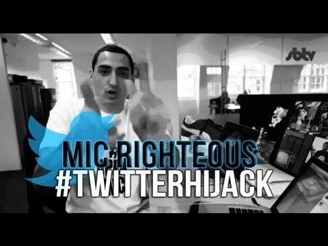 SB.TV - Mic Righteous - #SBTVHijack