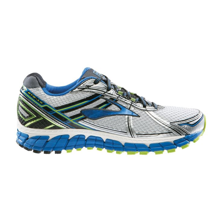 Brooks Men's Adrenaline GTS 15 Running Shoe takes equal parts support,  cushion and balance, and wraps them in a stylish, high-performance package.