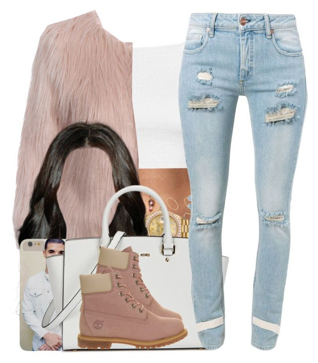 CB, Usher, Zayn / BTS Remix by nasiaamiraaa on Polyvore featuring polyvore, moda, style, Topshop, Rare London, Off-White, Timberland, Michael Kors, Rolex, ASOS, fashion, clothing and NanaOutfits