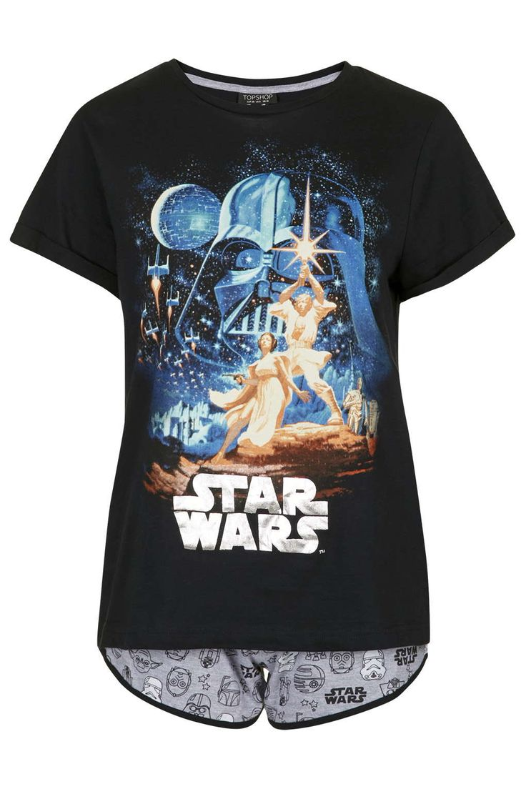 Photo 1 of Star Wars Print Pajama Set