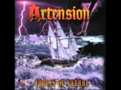 ARTENSION- Ride Like The Wind