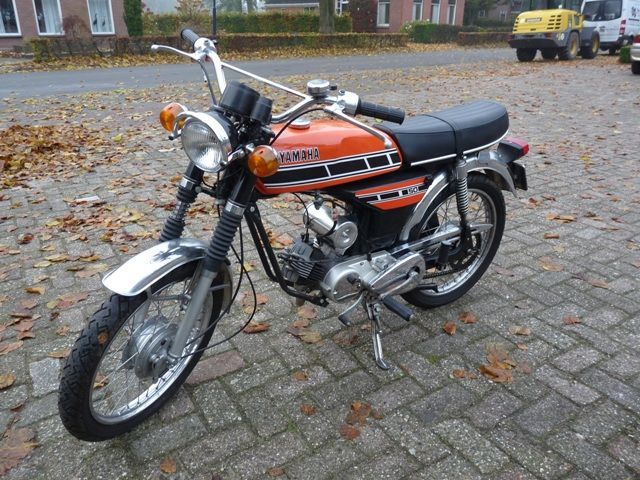 Catawiki online auction house: Yamaha FS1 - 1970s