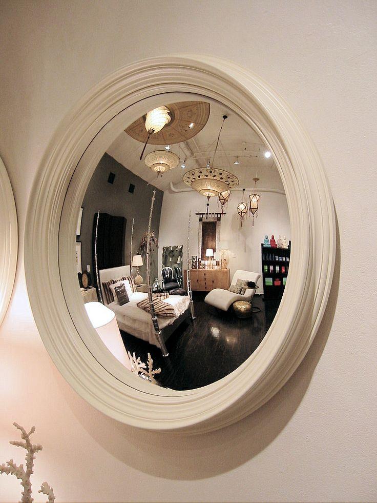 Decorative, fish eye Mirror