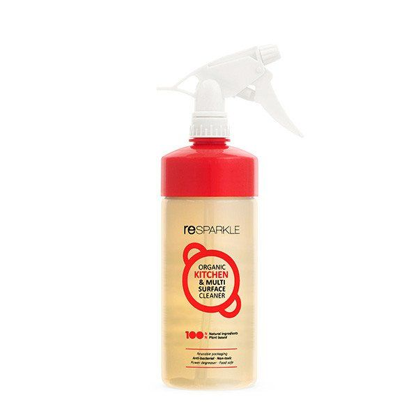 Organic Kitchen & Multi-Surface Cleaner 500ml