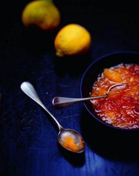 Soupe tiède d'agrumes pour 6 personnes - Recettes Elle à Table - Elle à Table