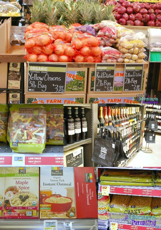 Good value tips about whole foods