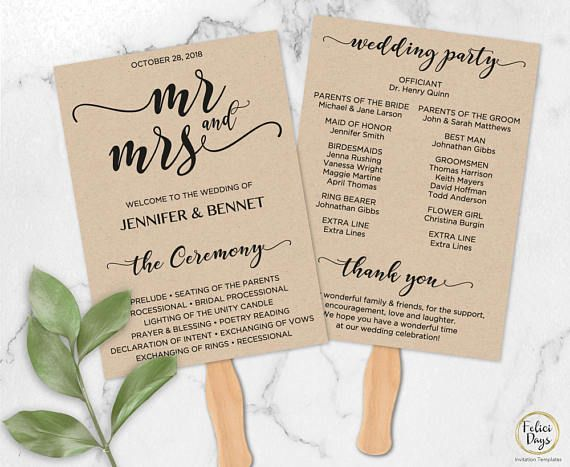 21 besten Wedding Program Bilder auf Pinterest