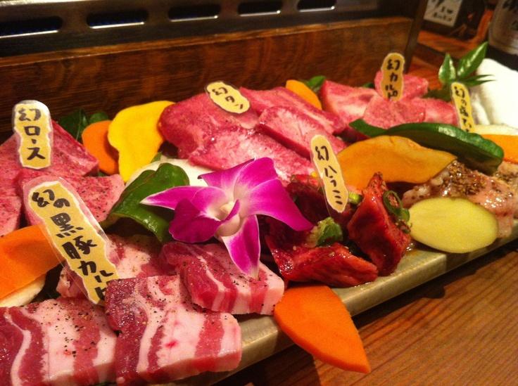 Nunokami yakiniku in Osaka  http://tabelog.com/osaka/A2701/A270108/27040961/