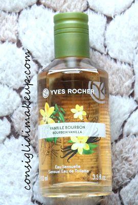 Review: Profumo Vanigni Bourbon - Yves Rocher
