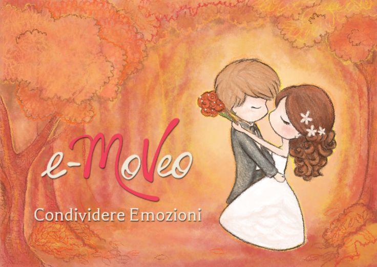 Cute Wedding!<3  www.emoveo-cards.com
