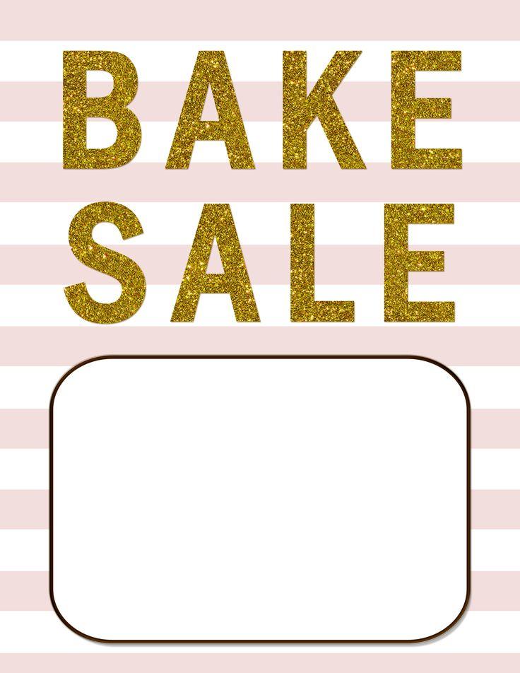 Best 25 Bake sale flyer ideas – Bake Sale Flyer