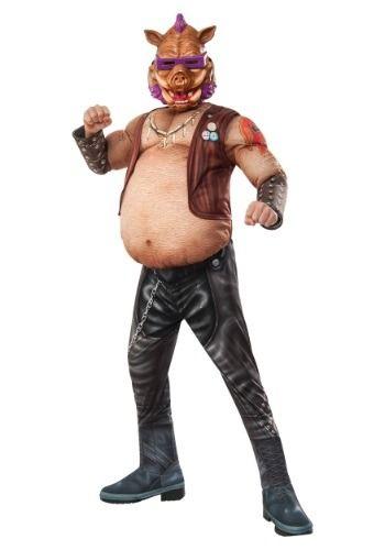 TMNT Bebop, Rocksteady & Shredder Costumes - http://coolcostumes.net/tmnt-bebop-rocksteady-shredder-costumes/