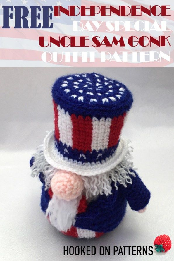 e3c1fce2872aa Independence Day Crochet Pattern