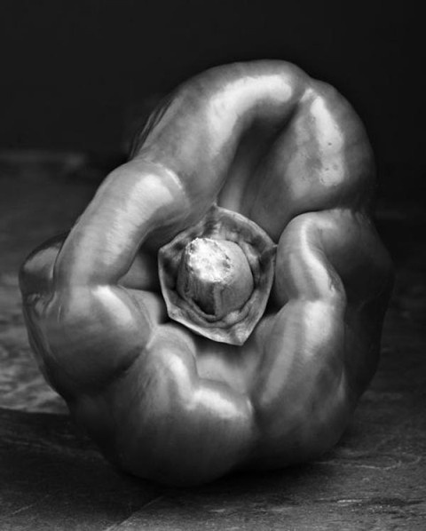 I love Edward Weston's peppers