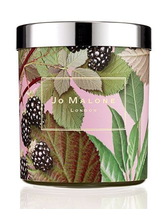 The scent of berries and wood creates an inviting atmosphere. Jo Malone, 212 872 2766