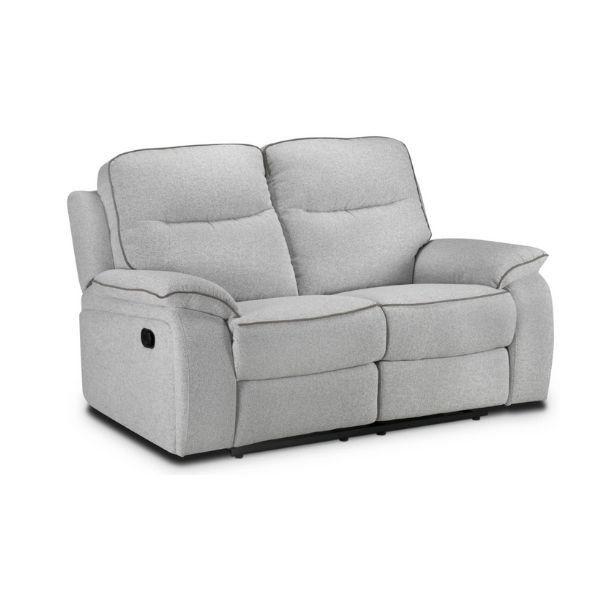 Latham Reclining Loveseat Frost Love Seat Comfortable