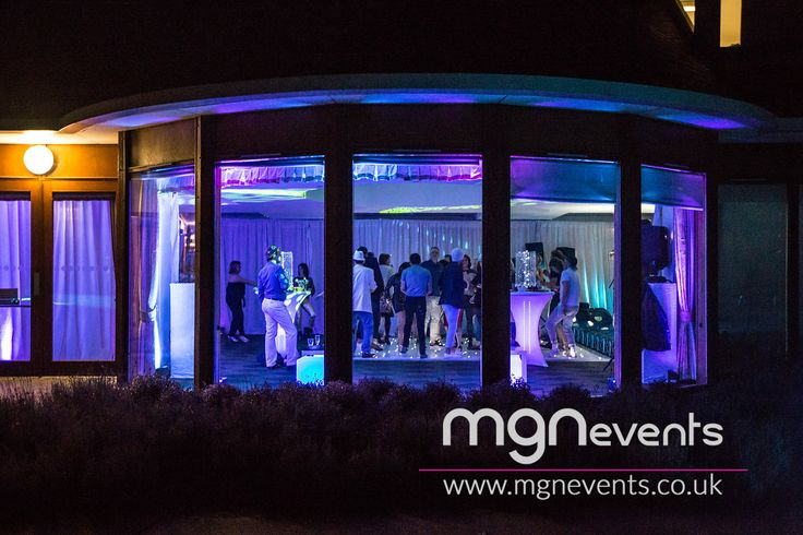 """The Only Way Is Essex themed party with a live band, disco and lots of bubbly at North Hants Golf Club in Fleet - """"Reem"""" (as they say in Essex!) venue for parties and weddings  🎉 Contact us to plan your special event! #TOWIE #PartyByMGN #PartyIdeas #CoolDecor #PartyPlanners #LEDLighting #Entertainment #PartyPlanning #Essex #GolfClub #50thBirthday #50thParty #Reem #TotesWellJell #Fleet"""