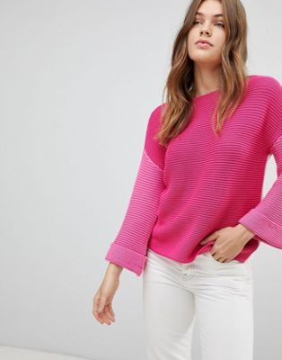 Jersey de punto colour block de Esprit  17abd174b573