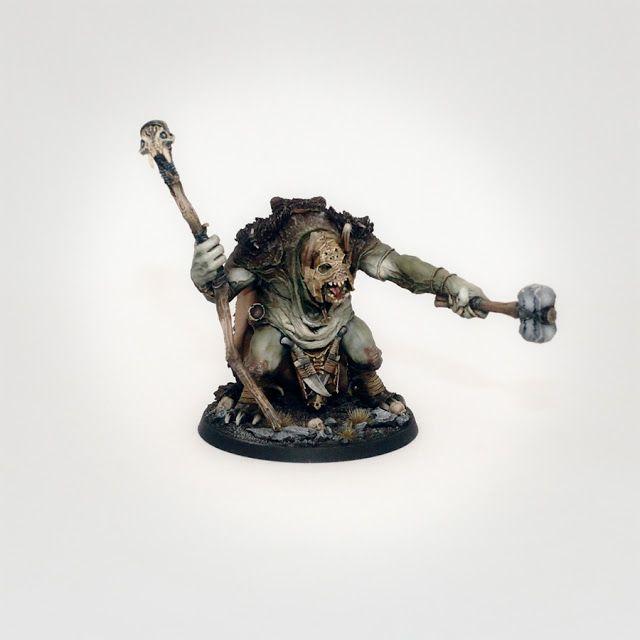 The Dark Prophet Chronicles: Miniature Spotlight: Gamla Bror, Troll Gothi from ...