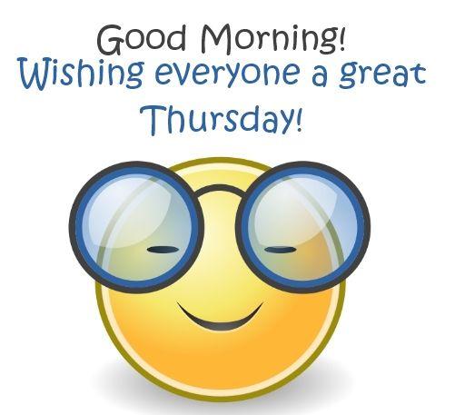 Good Morning Thursday! | # Throwback Thursdays | Pinterest