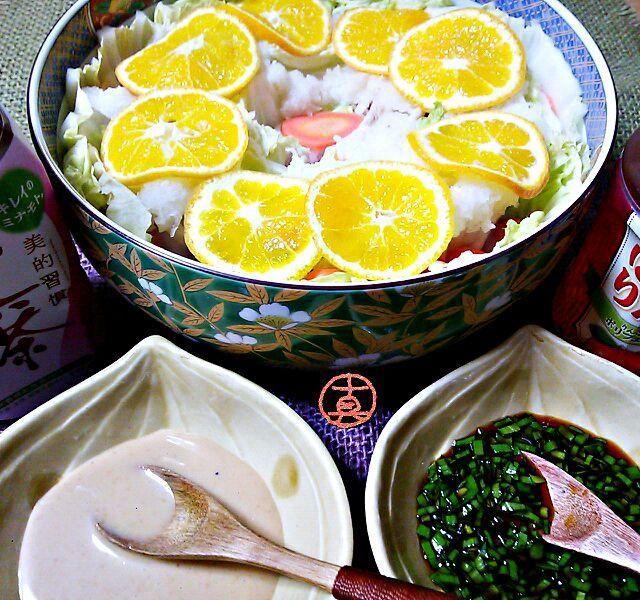 昨夜の夕食のひと品です。 いわゆるミルフィーユ鍋のお手軽蒸しバージョンですね♪ お好みのタレをかけていただきます。白菜がシャキシャキと甘くて美味しかったです(*^^*) - 197件のもぐもぐ - 豚肉と白菜のみぞれ蒸し✱ by Kusukus