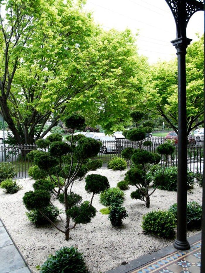 202 besten pflegeleichter Garten Bilder auf Pinterest Garten - garten pflegeleicht modern