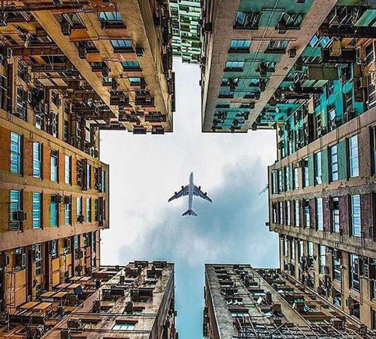 Hong Kong #ville #voyage #paysage #photo #photographie #décoration #tableaux #cadre #maison