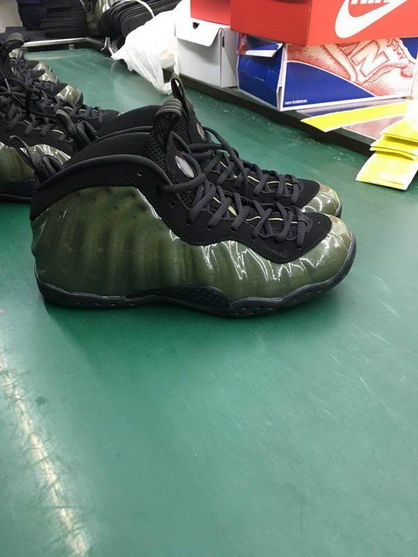 watch db282 09f01 2018 Nike Air Foamposite Pro Dark Green on www.cheapsjordan13.com