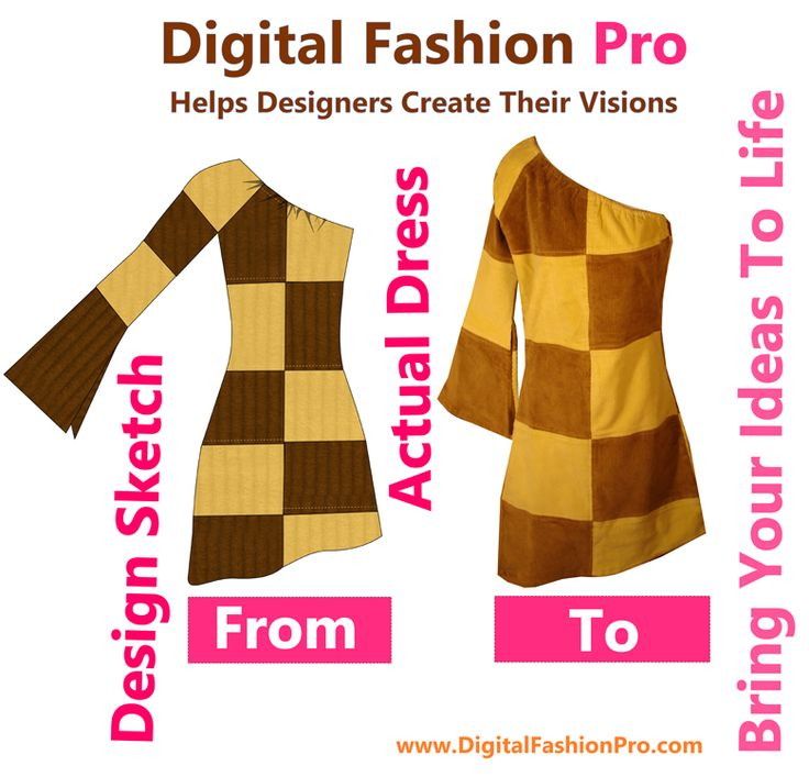 #Design Your Own #Dress Collection with Digital #Fashion Pro.
