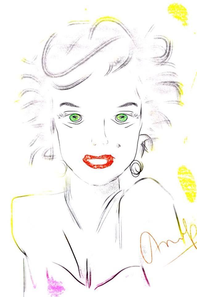 SOME LIKE IT HOT-Marilyn Monroe