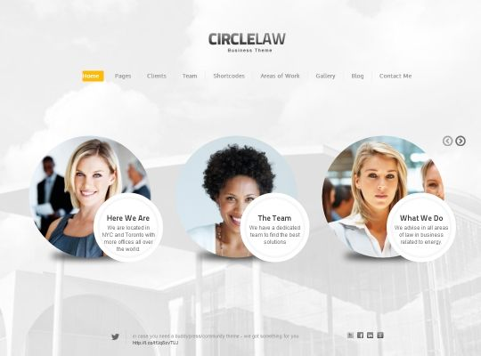 CircleLaw - Bebel Lightweight framework makes it easy to use
