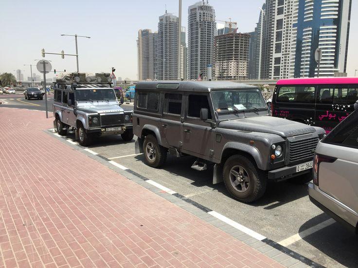 Random couple at Marina Mall, Dubai