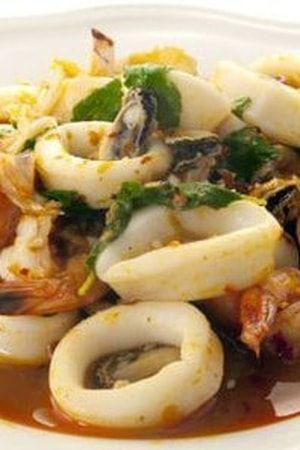 Calamar bien tendre :quelle cuisson ?