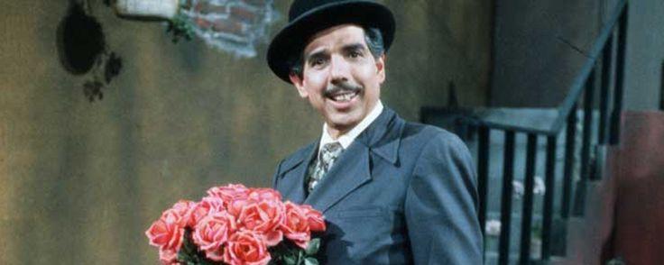 Muere a los 82 años #RubénAguirre, el profesor Jirafales de #ElChavodelOcho OGROMEDIA Films
