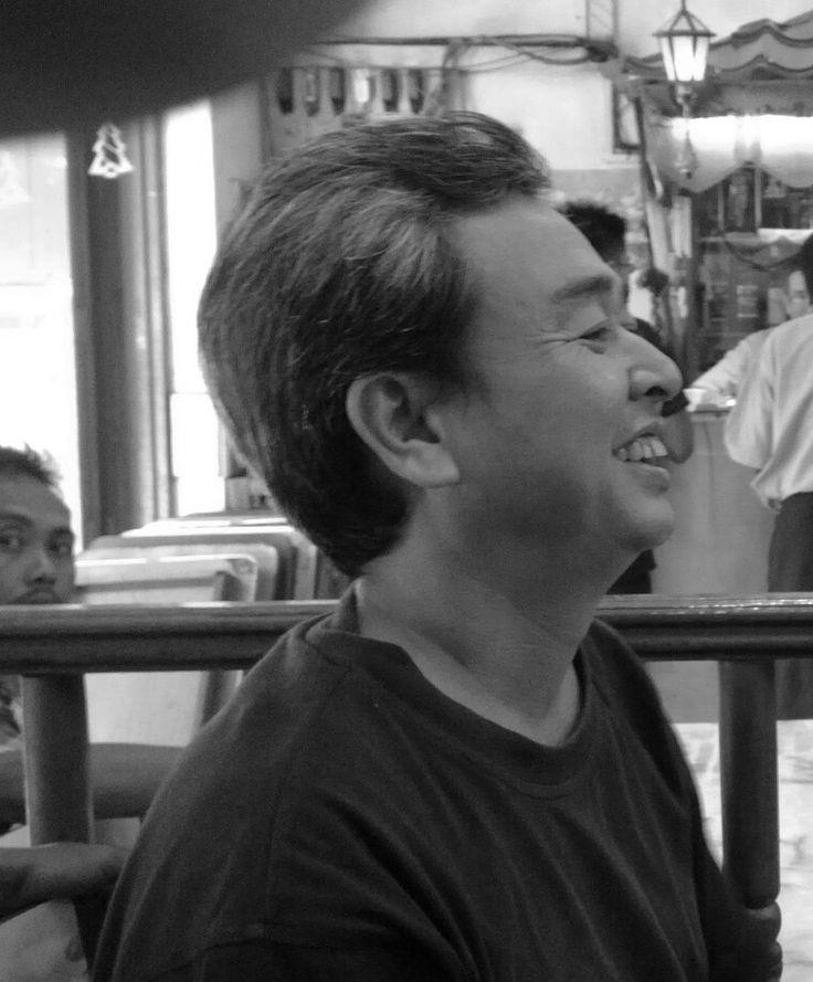 Ba Htay Kyi - Painter / Cartoonist
